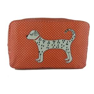 Dalmatian Cosmetic Bag