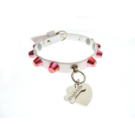 Magic Dog Collar - Pink