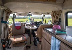 Llangennith Scamper Holidays - Camper Air-Tent, Swansea 4