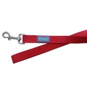 Hem & Boo - Red Nylon Dog Lead