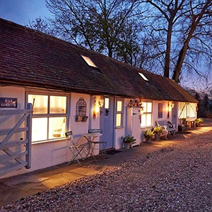 <strong>Blue Door Barns, East Sussex: </strong> A peaceful setting for you to enjoy with your canine companion