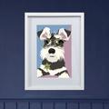 Unframed Bespoke Pet Portrait 4
