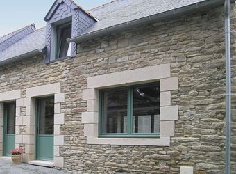Maison Ploneour Lanvern, Brittany