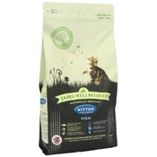 James Wellbeloved - JW Fish & Rice Kitten Dry Food 1.5kg