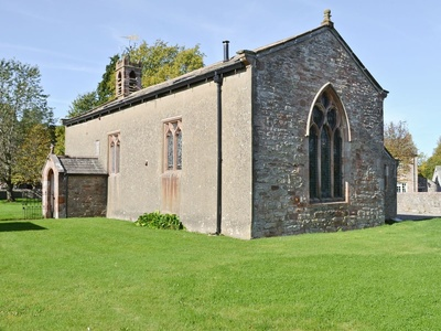 Old St Lukes Church, Cumbria, Soulby