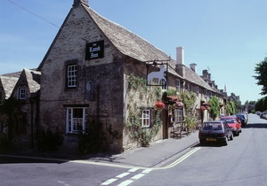 The Lamb Inn, Oxfordshire 6
