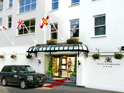 The Duke of Richmond Hotel, Guernsey, St. Peter Port