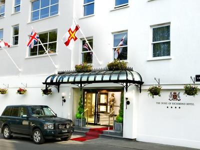 The Duke of Richmond Hotel, Guernsey, St. Peter Port