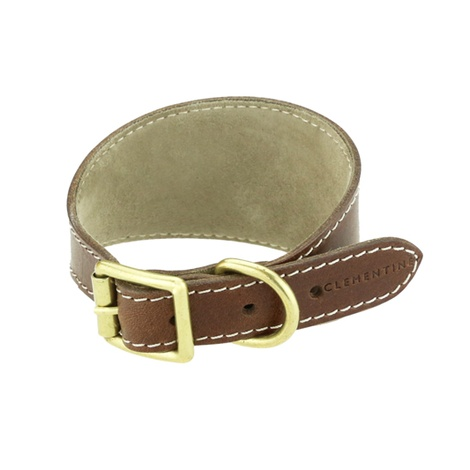 Russell collar - Brown