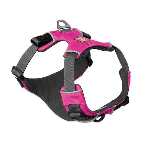 Front Range™ Dog Harness Alpenglow Pink 4