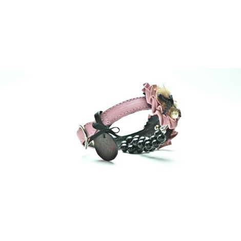 Jackie O Dog Collar 3