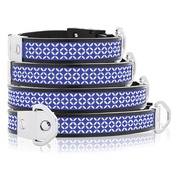 Cool Dog Club - Cool Dog K9 Striker MK2 Harlequin Blue Dog Collar