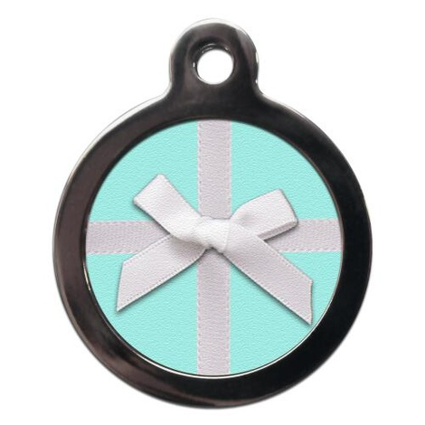 Pretty Bow Pet ID Tag