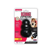 Kong - Kong Extreme Rubber Toy – Black