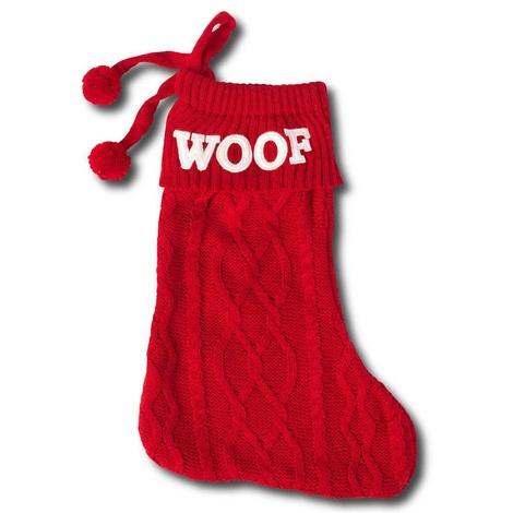 EXCLUSIVE Dog Stocking & 3 Toys