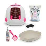 Igloo - The Igloo' for Cats Starter Kit – Persian Pink