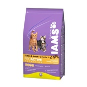 Iams - Kitten & Junior Cat Food