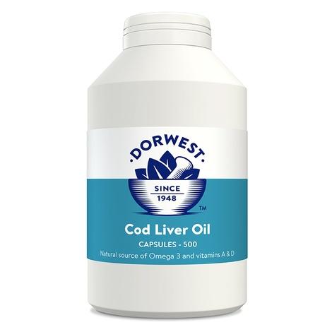 Cod Liver Oil Capsules  3
