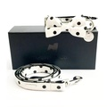 Collar, Bow Tie and Lead Set - Mayfair