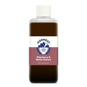 Dorwest Veterinary - Elderberry & Nettle Extract for Dogs and Cats