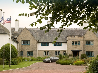 Blanefield House, Scotland