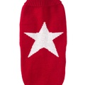 Red Star Jumper for dogs