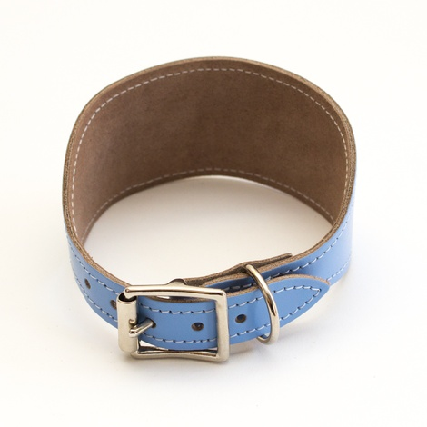 Sunset Blue Hound Collar 3