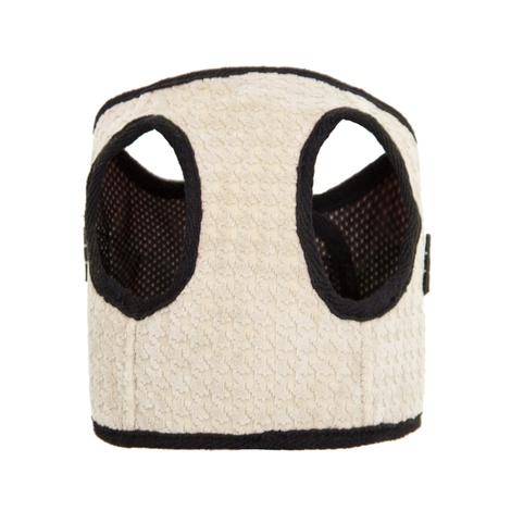 Soho Dog Harness - Cream 2