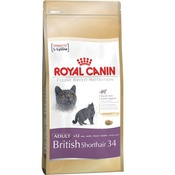 Royal Canin - British Short Hair 34 Cat Food