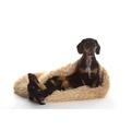 Pooch Pod Dog Bed - Camel 2