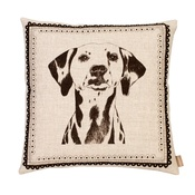 Amy Brocklehurst - Dalmatian Cushion