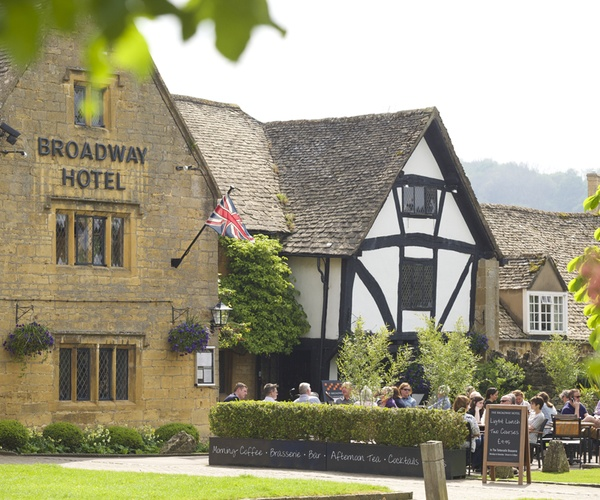 Broadway Hotel, Worcestershire