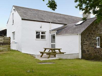 Deuglawdd Cottage, Gwynedd, Aberdaron