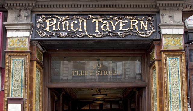 The Punch Tavern