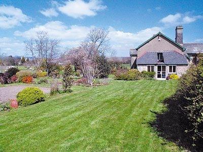 Barnyard Cottage, Devon, Teigngrace