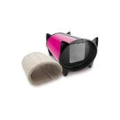 KatKabin - DezRez Premium Outdoor Cat House - Hot Pink