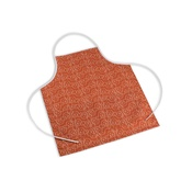 In Vogue Pets - Waterproof Apron - Dog Eared Persimmon