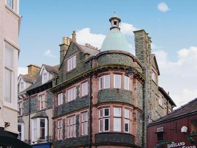 Bag End, Cumbria, Station St
