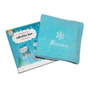 PetsPyjamas - Snowflake Blanket & Selection Box Bundle