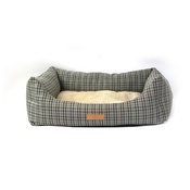 Ralph & Co -  Tweed Fabric Nest Bed - Henley