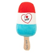 FuzzYard - Plush Popsicle Dog Toy