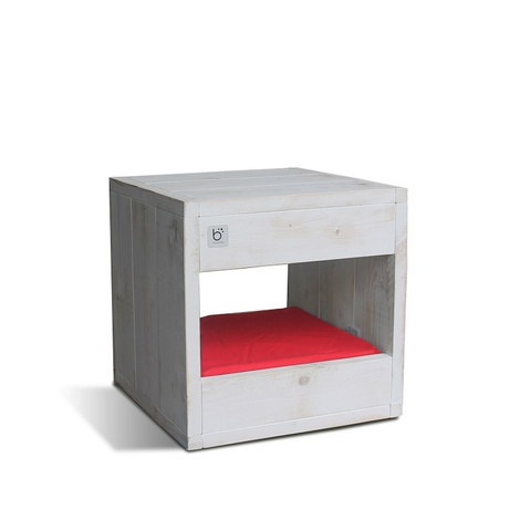 Bloq Beach Pet Bed & Side Table 12