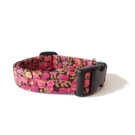 Tallulah Liberty Print Dog Collar