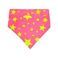 Toggles Twinkles Starry Night Dog Bandana – Pink