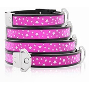 Cool Dog Club - Cool Dog K9 Striker MK2 Constellation Pink Dog Collar