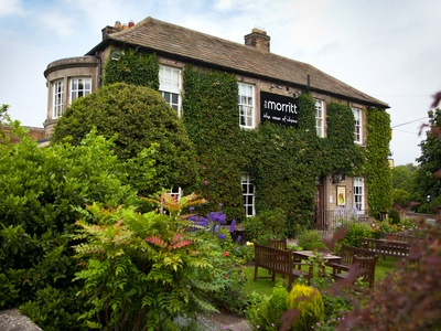 The Morritt Hotel & Garage Spa, County Durham, Greta Bridge