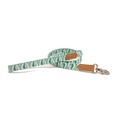 Green Geo Classic Dog Lead 2