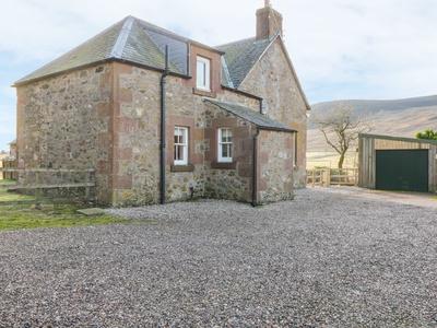 White Hillocks Farm House, Angus, Kirriemuir