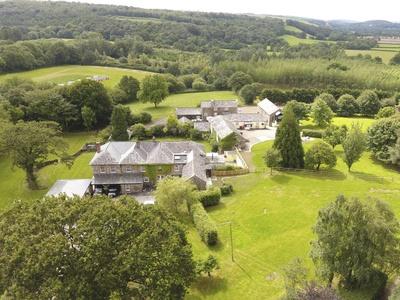 Kingfisher Barn, Wooladon Estate, Devon, Lifton