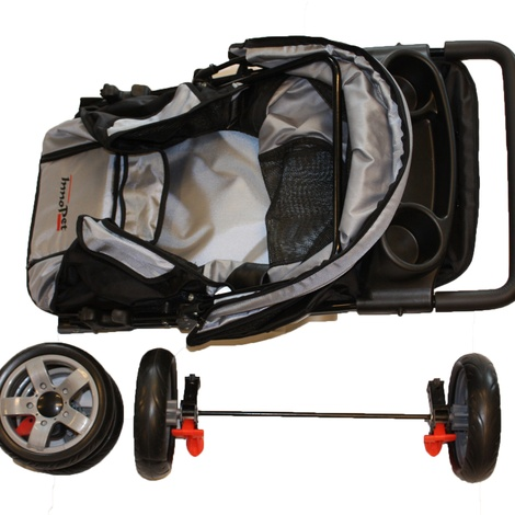 Buggy All Terrain | Black/Silver 3